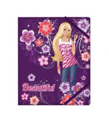 """Папка B5 пластикова на гумках """"Beautiful"""", Cool for School"""