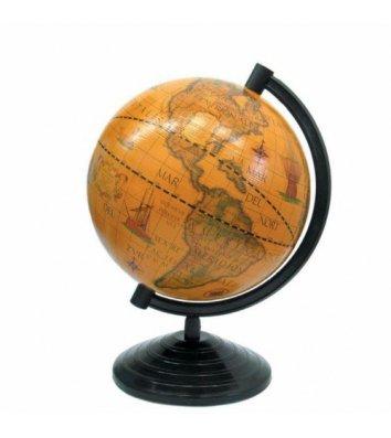 Глобус d16см Старовинний без підсвічування
