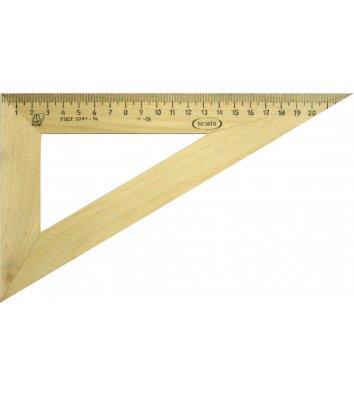 Косинець 22см дерев'яний
