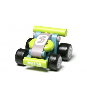 Іграшка розвиваюча машинка, Cubika