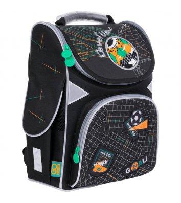 """Рюкзак каркасний шкільний """"Auto Car"""", Zibi"""