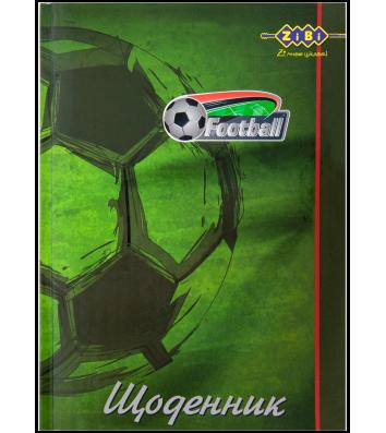 """Дневник школьный B5 48л """"Football"""", Zibi"""
