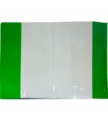 Обкладинка для зошитів та підручників  A4 PVC, Zibi