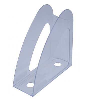 Лоток вертикальный пластиковый прозрачный, Arnika