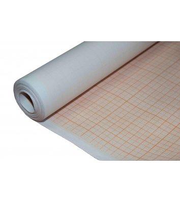 Папір масштабно-координатний 878мм*20м в рулоні