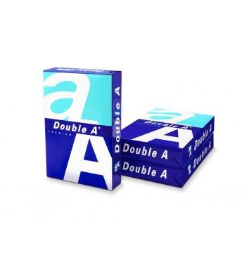 Бумага офисная А4 80г/м2 500л класс A Double A, белая