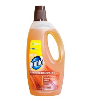 Засіб для миття дерев'яних підлог Pronto рідина 750мл