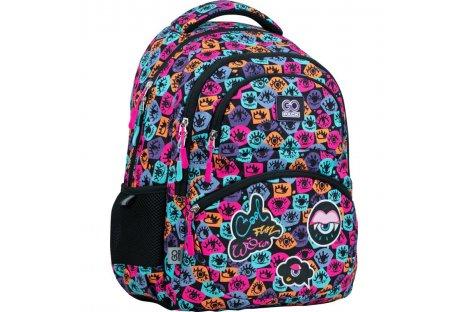 """Рюкзак каркасный школьный """"Wind"""", Zibi"""