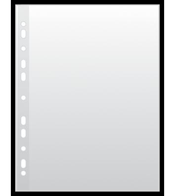 Файли А4+ 40мкм 20шт глянцеві, Economix