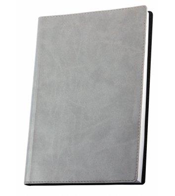 Діловий записник А6 Vivella сірий, Optima