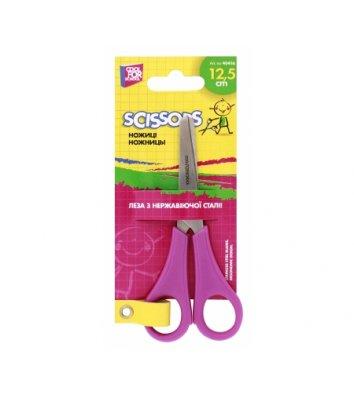 Ножиці дитячі 12,5см ручки пластикові, Cool For School