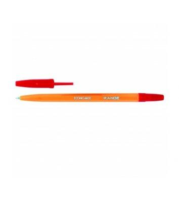 Ручка шариковая Range, цвет чернил красный 0,4мм, Economix