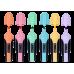 Набір текстових маркерів 6 кольорів Pastel, Buromax