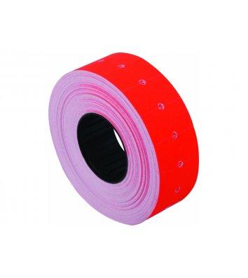 Этикетки-ценники 12*21мм 1000шт красные, Economix