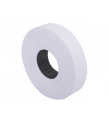 Этикетки-ценники 12*21мм 1000шт белые, Economix
