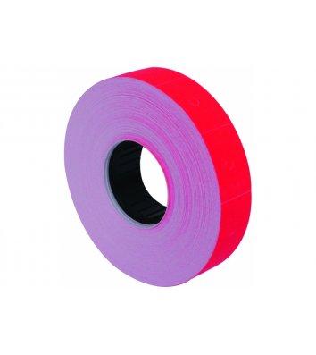 Етикетки-цінники 16*23мм 700шт червоні, Economix