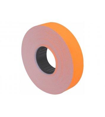 Этикетки-ценники 16*23мм 700шт оранжевые, Economix