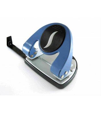 Діркопробивач  20арк корпус металевий колір синій, Economix