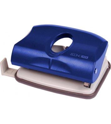 Діркопробивач  15арк корпус пластиковий колір асорті, Economix