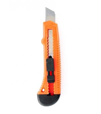 Нож универсальный, ширина лезвия 18мм, Economix