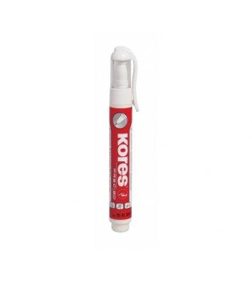 Коректор-ручка  8мл з металевим кінчиком Presico, Kores