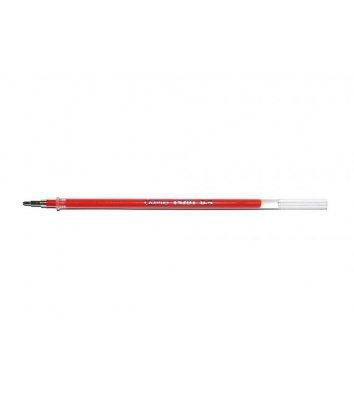 Стержень гелевый 130мм цвет чернил красный 0,5мм, Optima