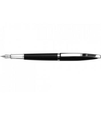 Ручка перьевая Monaсo, цвет корпуса черный, Cabinet