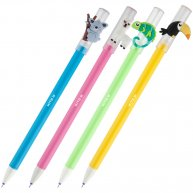 Ручка шариковая Tropic, цвет чернил синий 0,5мм, Kite