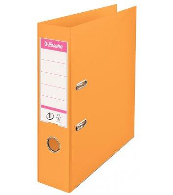Папка-реєстратор А4 50мм двостороння помаранчева No.1, Esselte