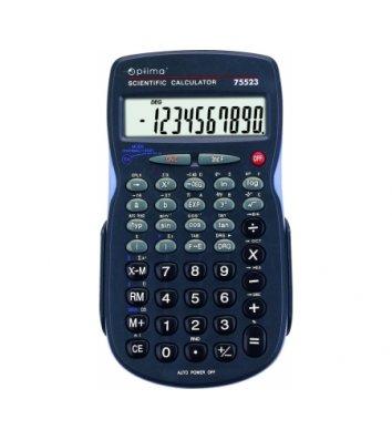 Калькулятор инженерный 8+2 разрядов 135*76*16мм, Optima