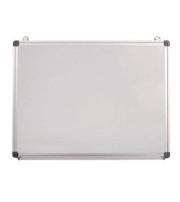 Доска магнитно-маркерная 30*45см, алюминиевая рамка, Optima
