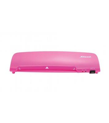 Ламинатор Joy Pink А4, плотность пленки до 125мкм, Rexel