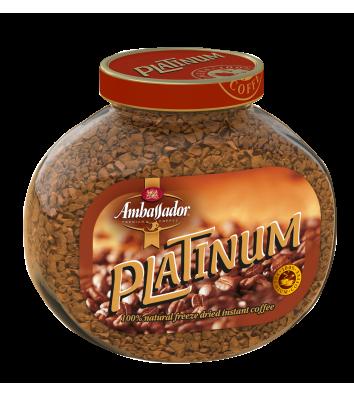 Кава розчинна Ambassador Platinum 95г
