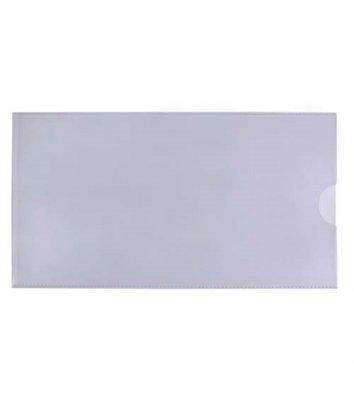 Папка-конверт E65 пластикова прозора, Economix