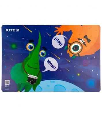 Килимок для дитячої творчості  А3 пластиковий, Kite