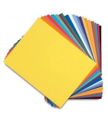 Картон кольоровий