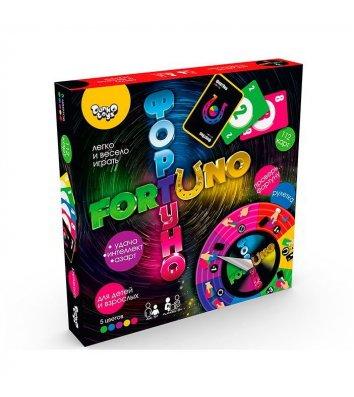 """Гра настільна """"FortUno"""", Danko Toys"""