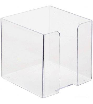 Підставка для паперу пластикова прозора, Arnika