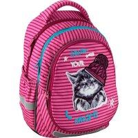 """Рюкзак шкільний """"Fluffy animals"""", Kite"""