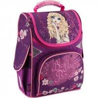 Рюкзак каркасний шкільний Girl GoPack, Kite