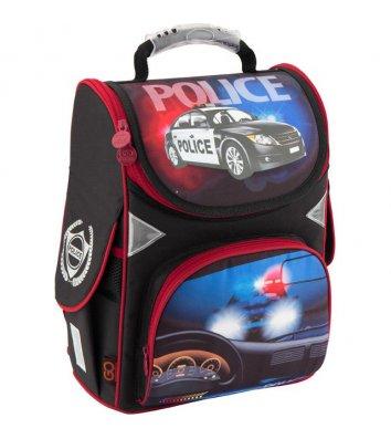 Рюкзак каркасный школьный Police GoPack, Kite