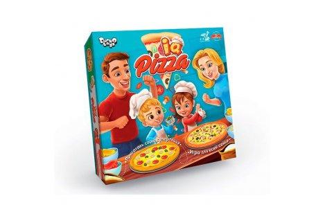 """Гра настільна """"IQ Pizza"""", Danko Toys"""