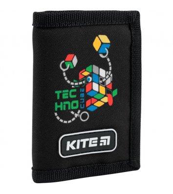 "Папка А4 пластикова з 10 файлами ""Flex"" блакитна, Optima"