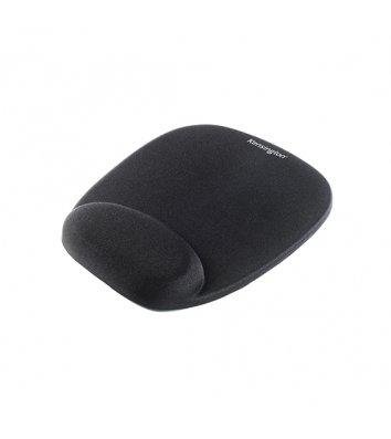 Коврик для мыши Kensington с подушкой под запястье, цвет черный