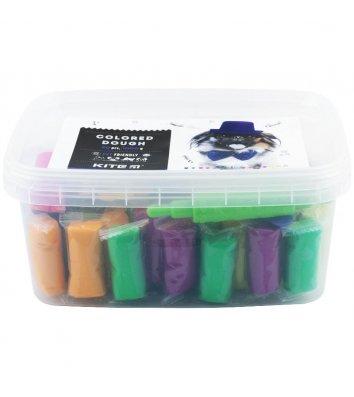 Візитниця для 20 візиток шкіряна Canpellini, червона