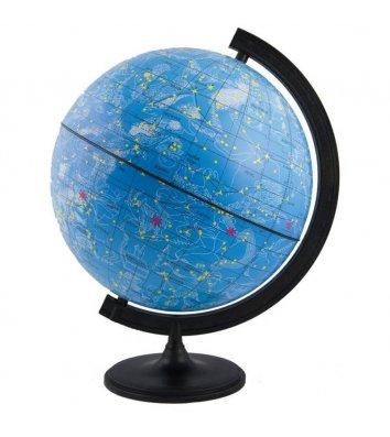Глобус d22см Зоряне небо без підсвічування
