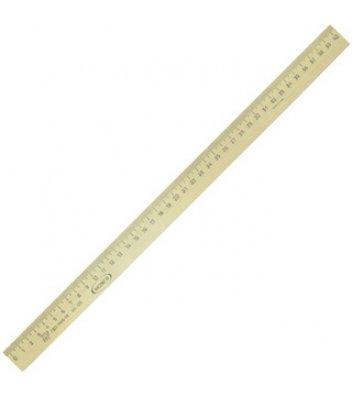 Лінійка 40см дерев'яна