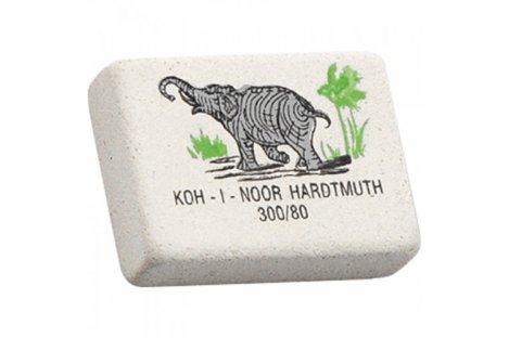 "Ластик для карандаша ""Слон"" 300/80, KOH-I-NOOR"