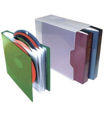 Сумка для 12 CD ассорти, Economix