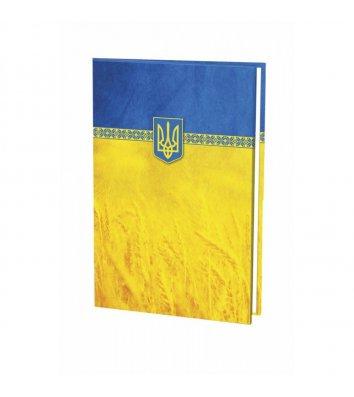 Папка до підпису жовто-блакитна, Economix